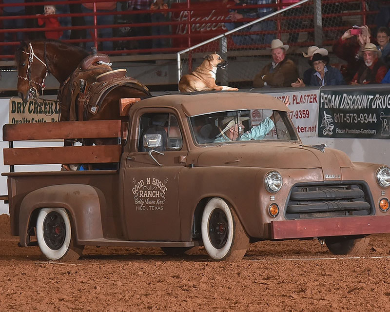 That Famous Preston Night Rodeo Rodeo Events That Famous